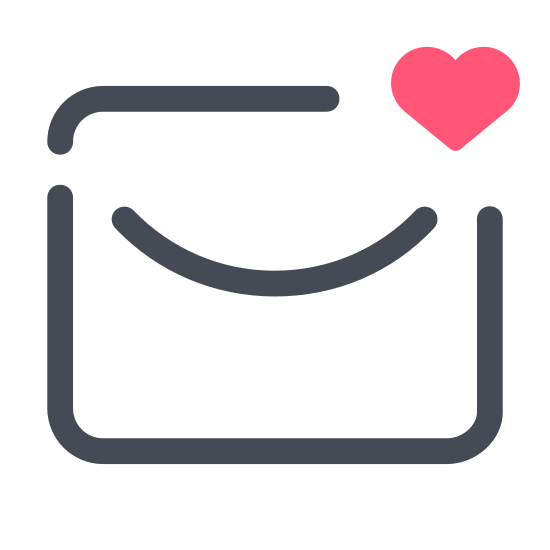 Like Message icon