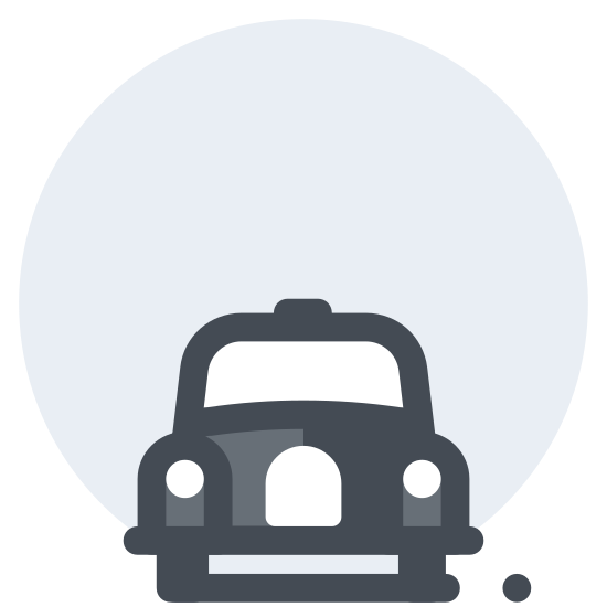 London Cab Front View icon