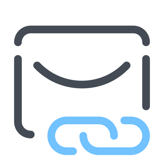 Message Link icon