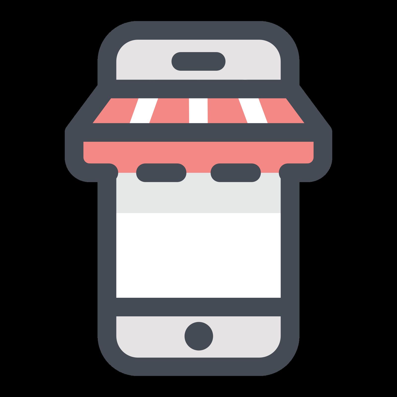 Mobilne zakupy icon