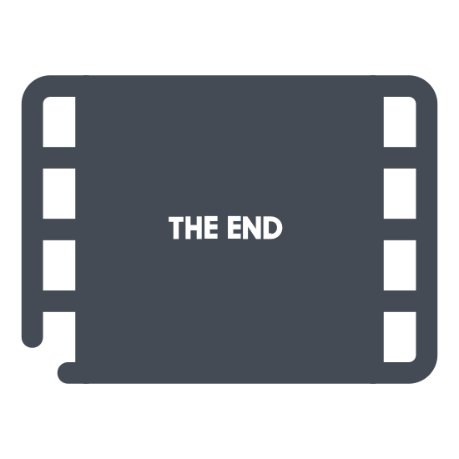 Movie End icon