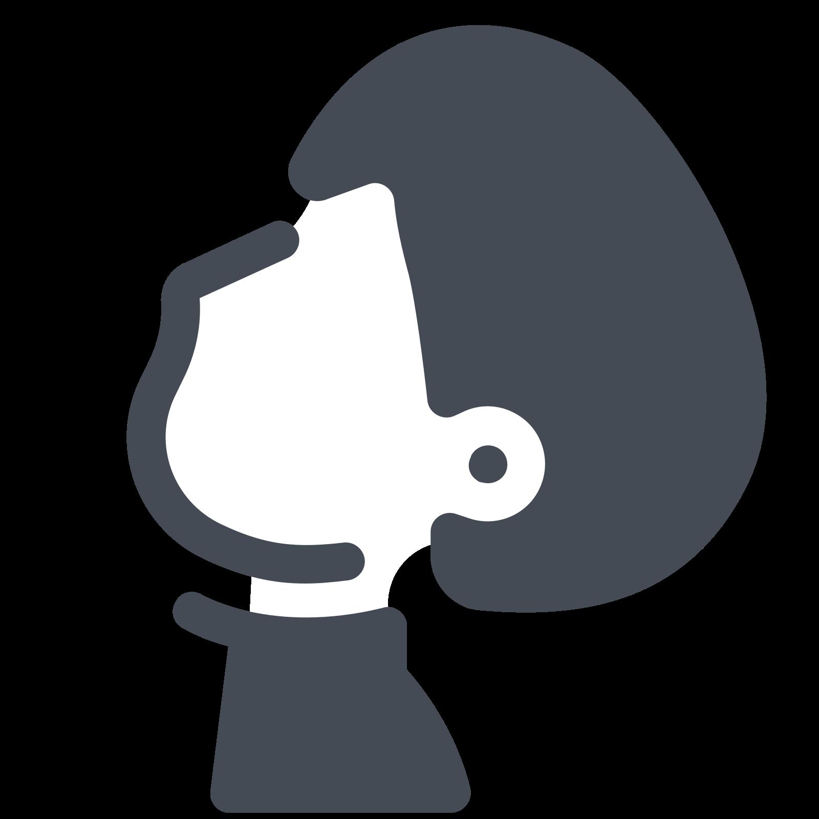 Profile Face icon