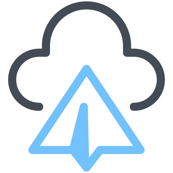 Send to Cloud icon