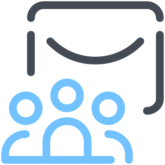 Shared Mail icon
