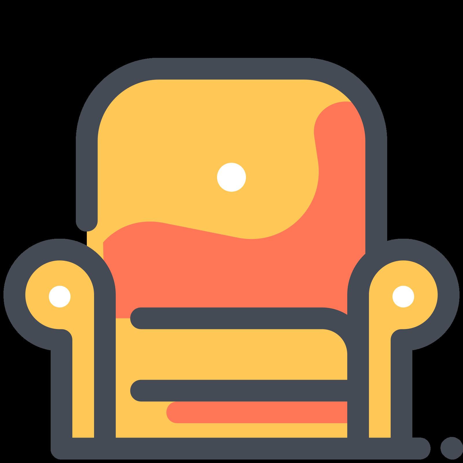 Sleeper Chair icon
