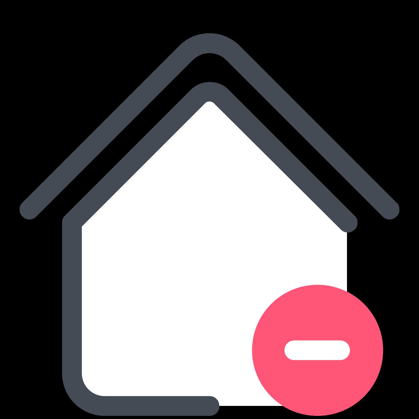 Smart Home Remove icon