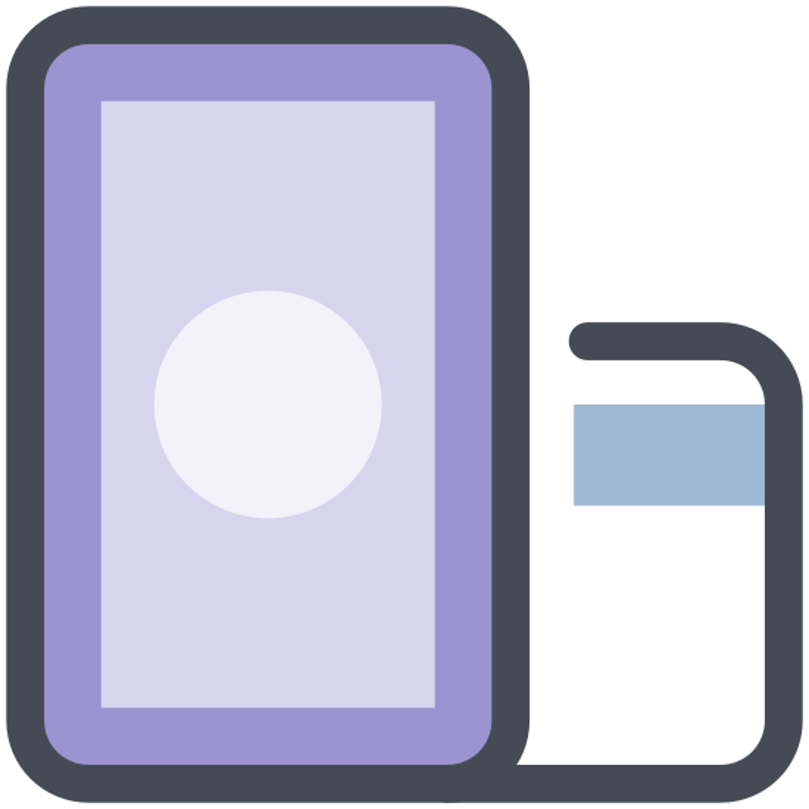 Split Transaction Euro icon