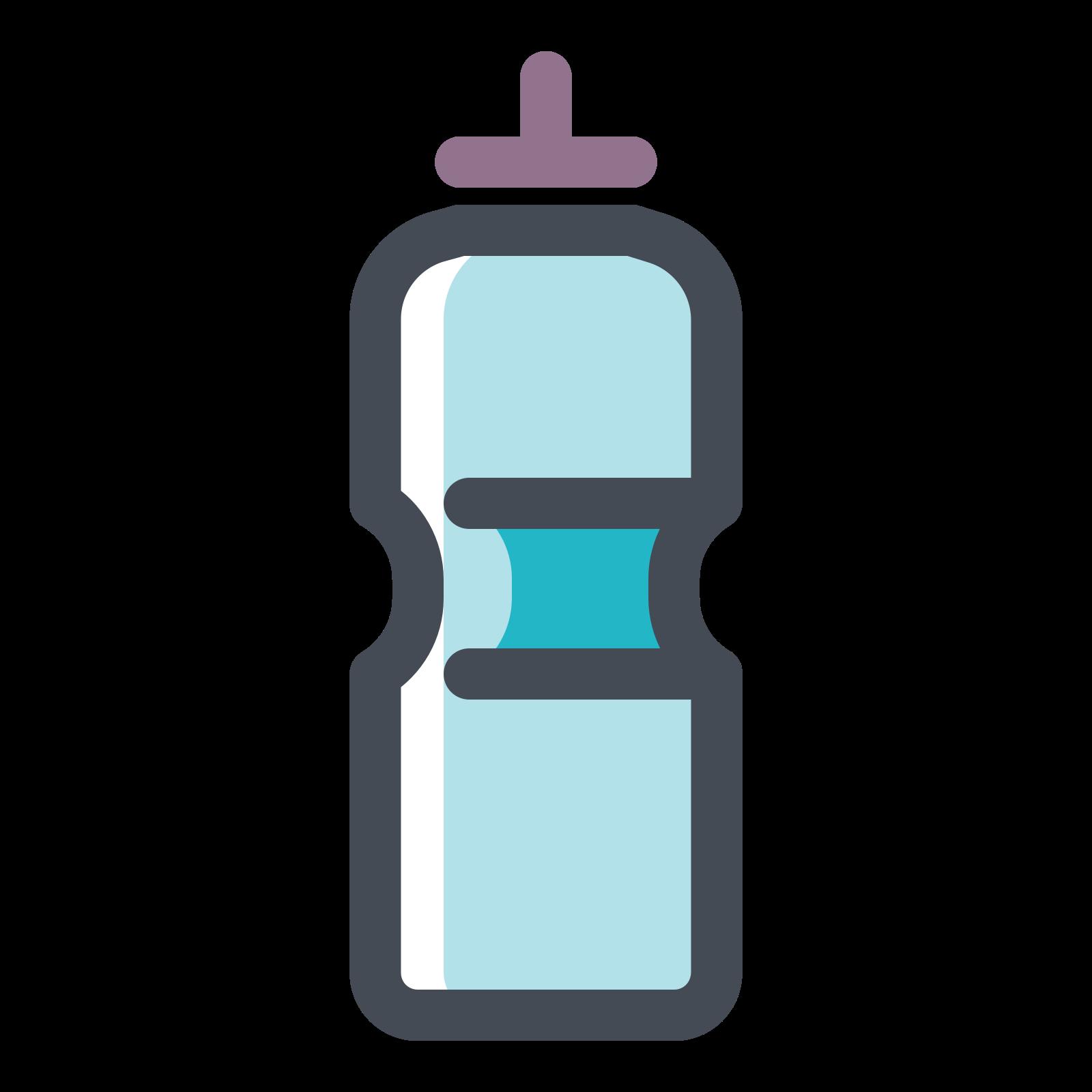 Butelka sportowa icon