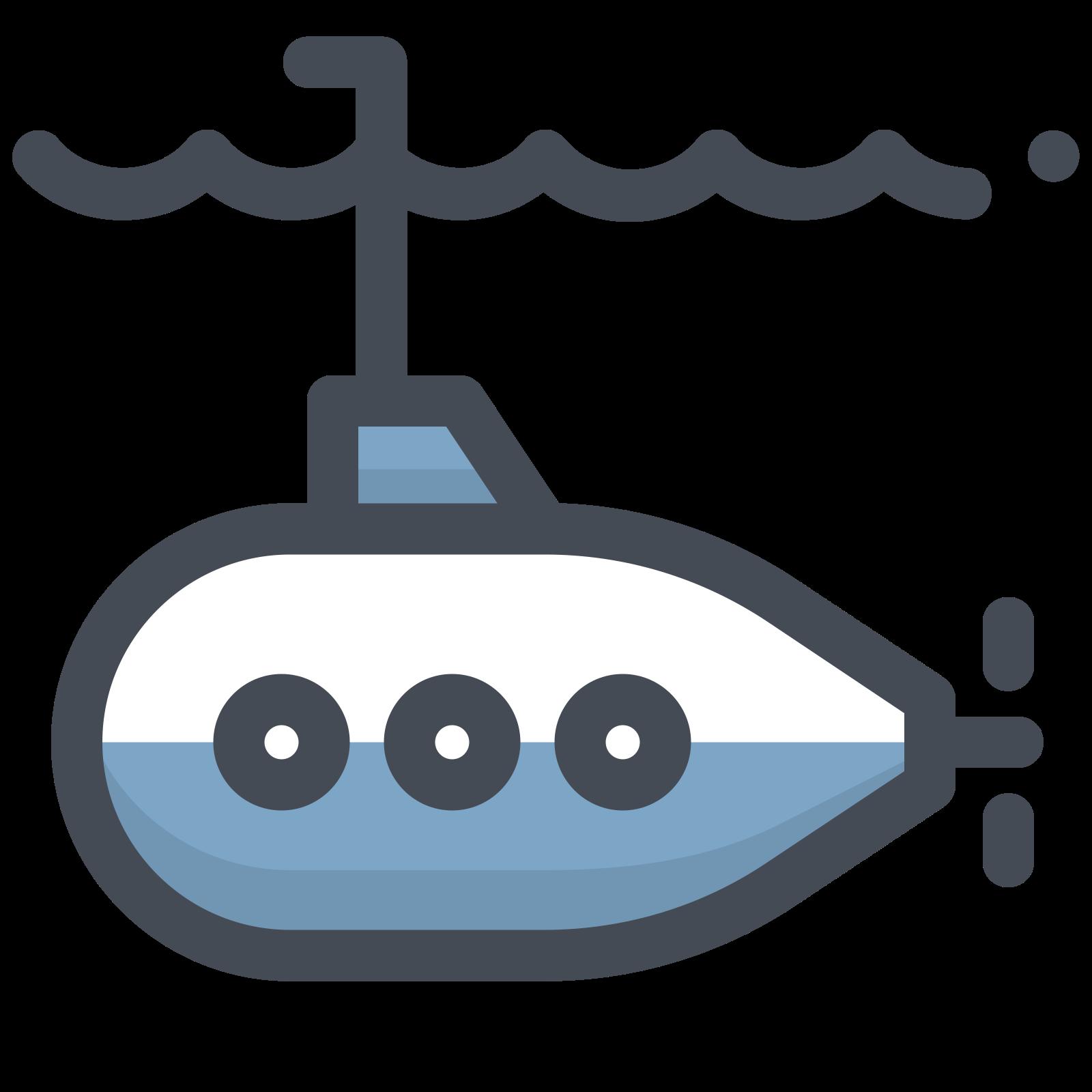 Łódź podwodna icon