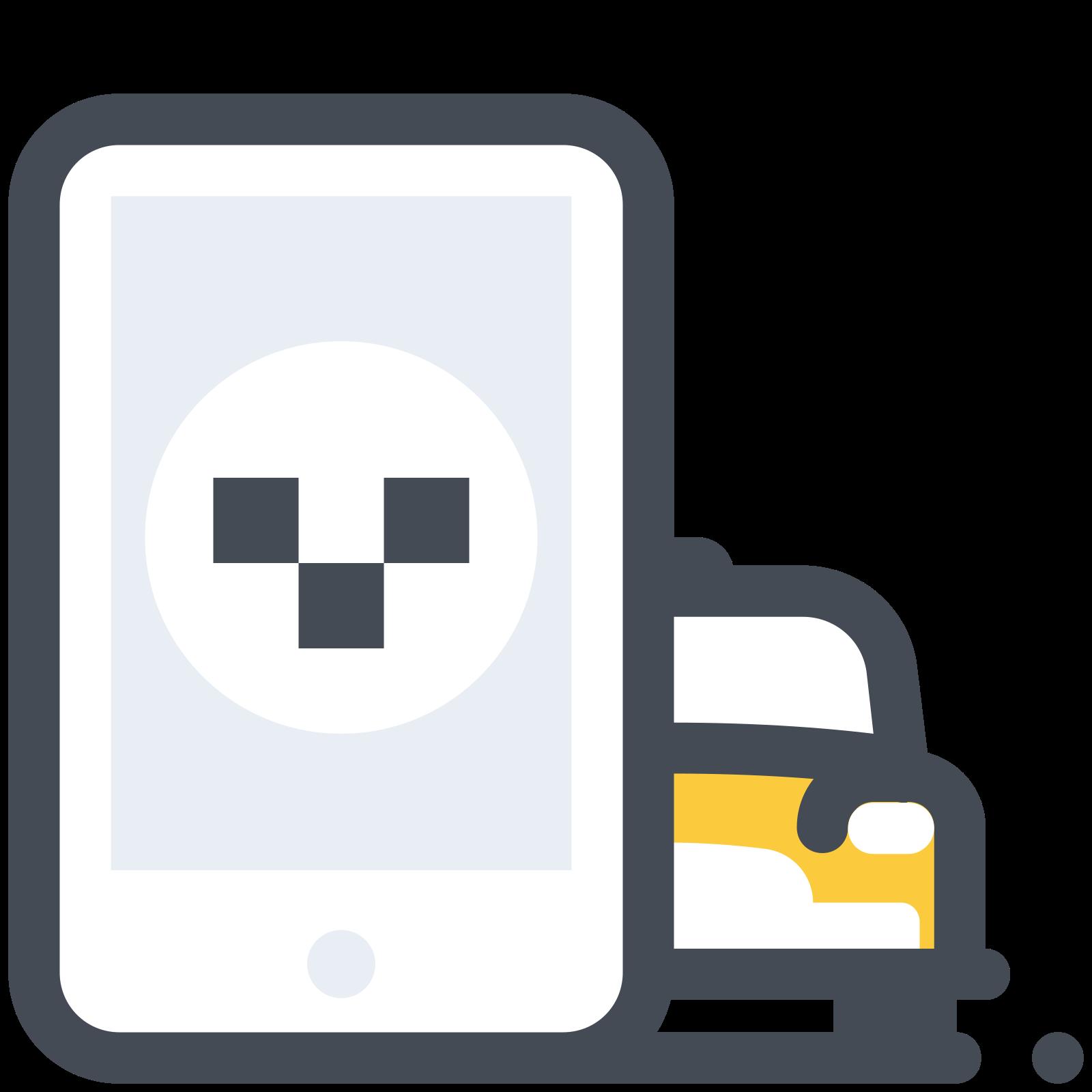 Taxi Mobile App icon