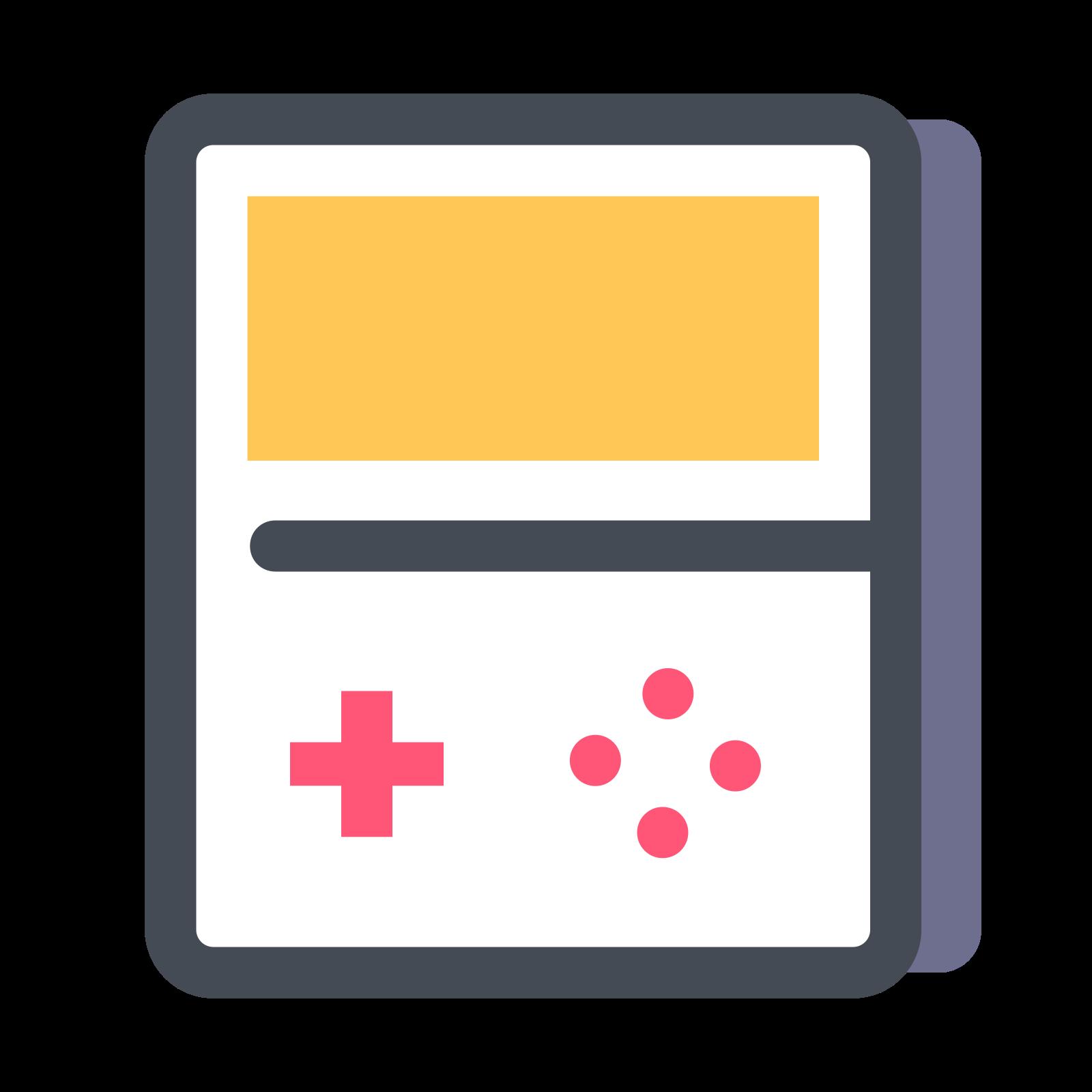 Konsola do gier Tetris icon