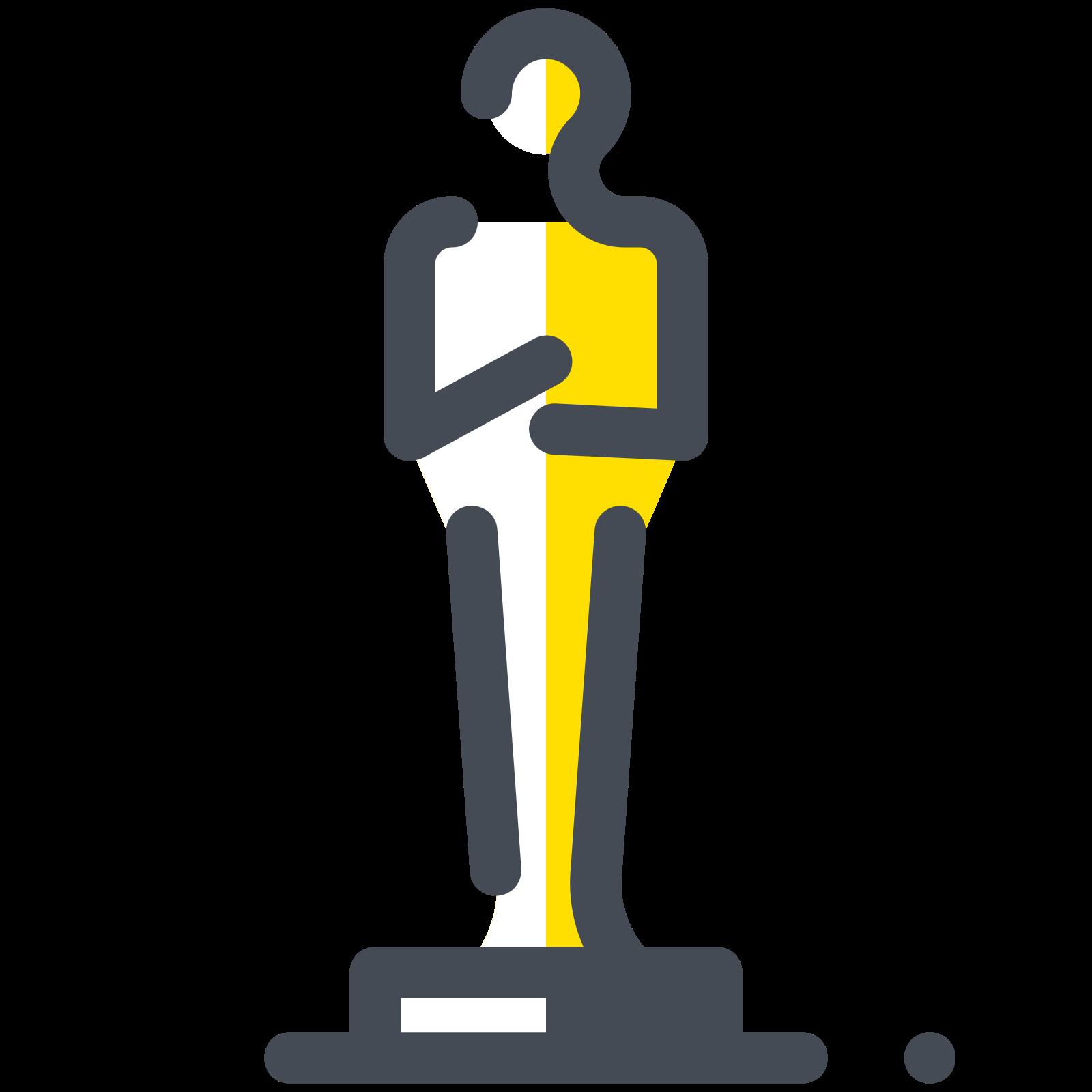 The Oscars icon