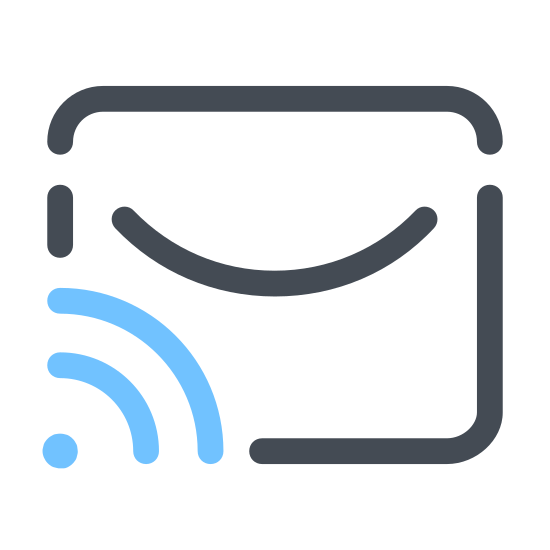 Wireless Mail Access icon
