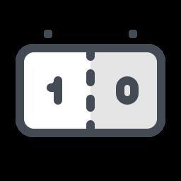 记分牌 icon