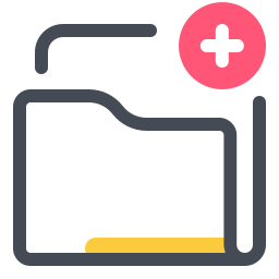 add folder--v2 icon
