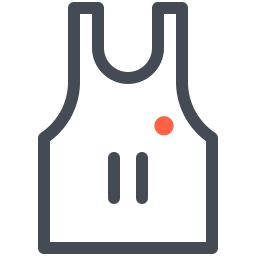 basketball jersey--v2 icon