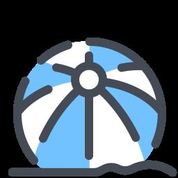 beach ball--v3 icon