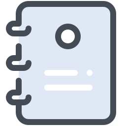 business contact--v2 icon