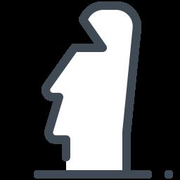 moai -v2 icon
