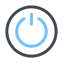 power off-button icon