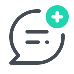 add to-chat icon