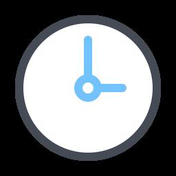 clock -v2 icon