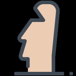 moai -v1 icon