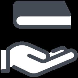 saving book--v1 icon