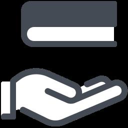 saving book--v2 icon