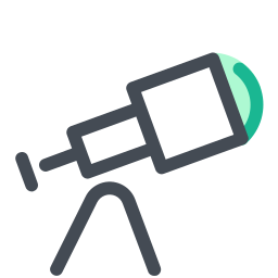 telescope -v2 icon