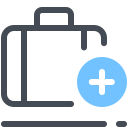 Add Baggage icon