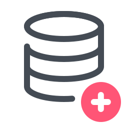 Aggiungi Database icon