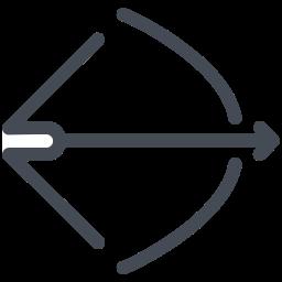 Bogenschießen icon
