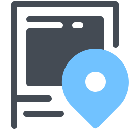 Atm Location icon