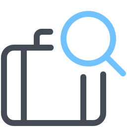 Baggage Inspection icon