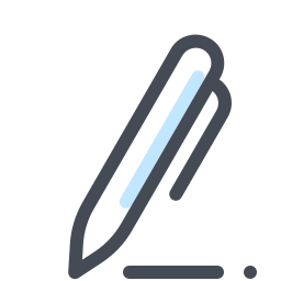 Stylo à bille icon