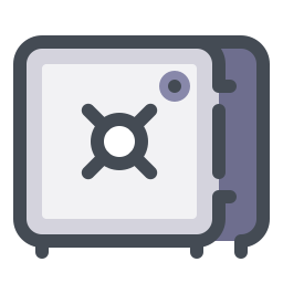 Bank Safe icon