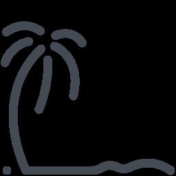 ビーチ icon