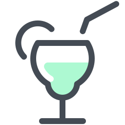 Beach Cocktail icon