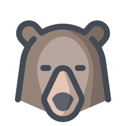 Bear Icons Free Download Png And Svg