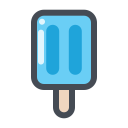 Blue Ice Pop icon