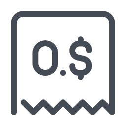 Bounced Check icon