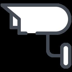 Câmera bullet icon