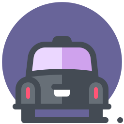 Cab Waiting icon