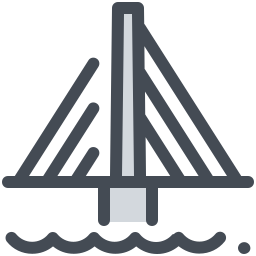Cable Stayed Bridge icon