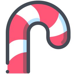 A Cane Made of Candy icon
