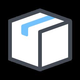 段ボール箱 icon