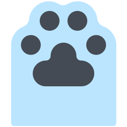 Orma del gatto icon