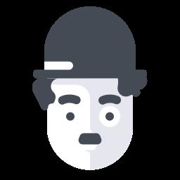 Charlie Chaplin icon