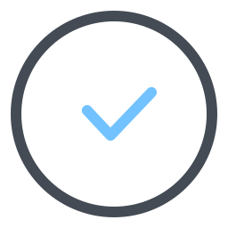 Check Mark Symbol icon